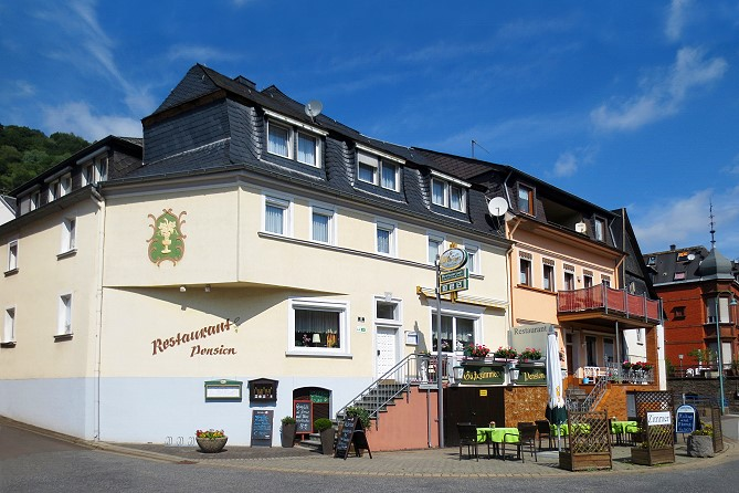 Restaurant-Pension Scheid-Friedrichs